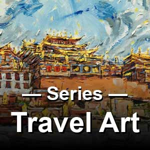 Series: Travel Art